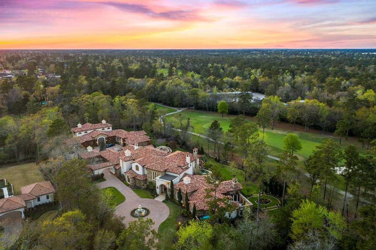 $7,500,000 - 7Br/10Ba -  for Sale in Wdlnds Village Of Carlton Woods, The Woodlands