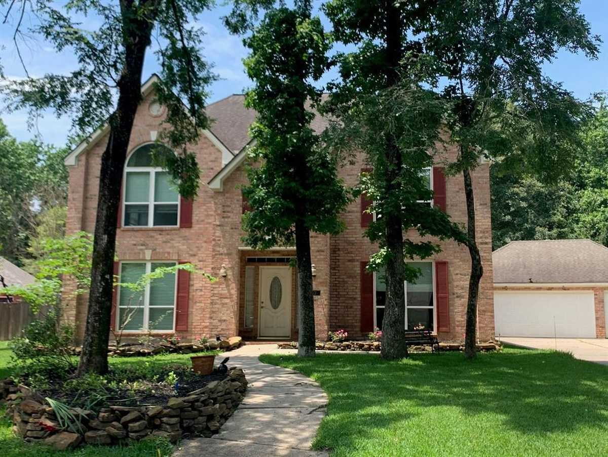 $525,000 - 4Br/3Ba -  for Sale in Wdlnds Village Panther Ck, The Woodlands