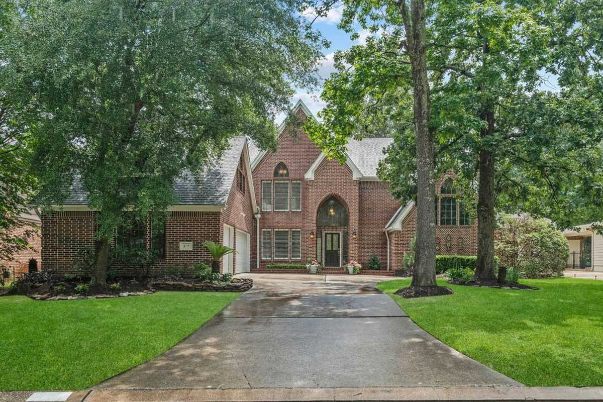 $630,000 - 4Br/4Ba -  for Sale in Wdlnds Village Panther Ck 28, The Woodlands