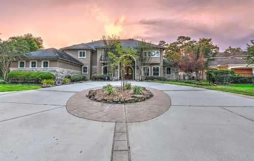 $1,699,000 - 5Br/6Ba -  for Sale in Kings River Estates Sec 05, Kingwood