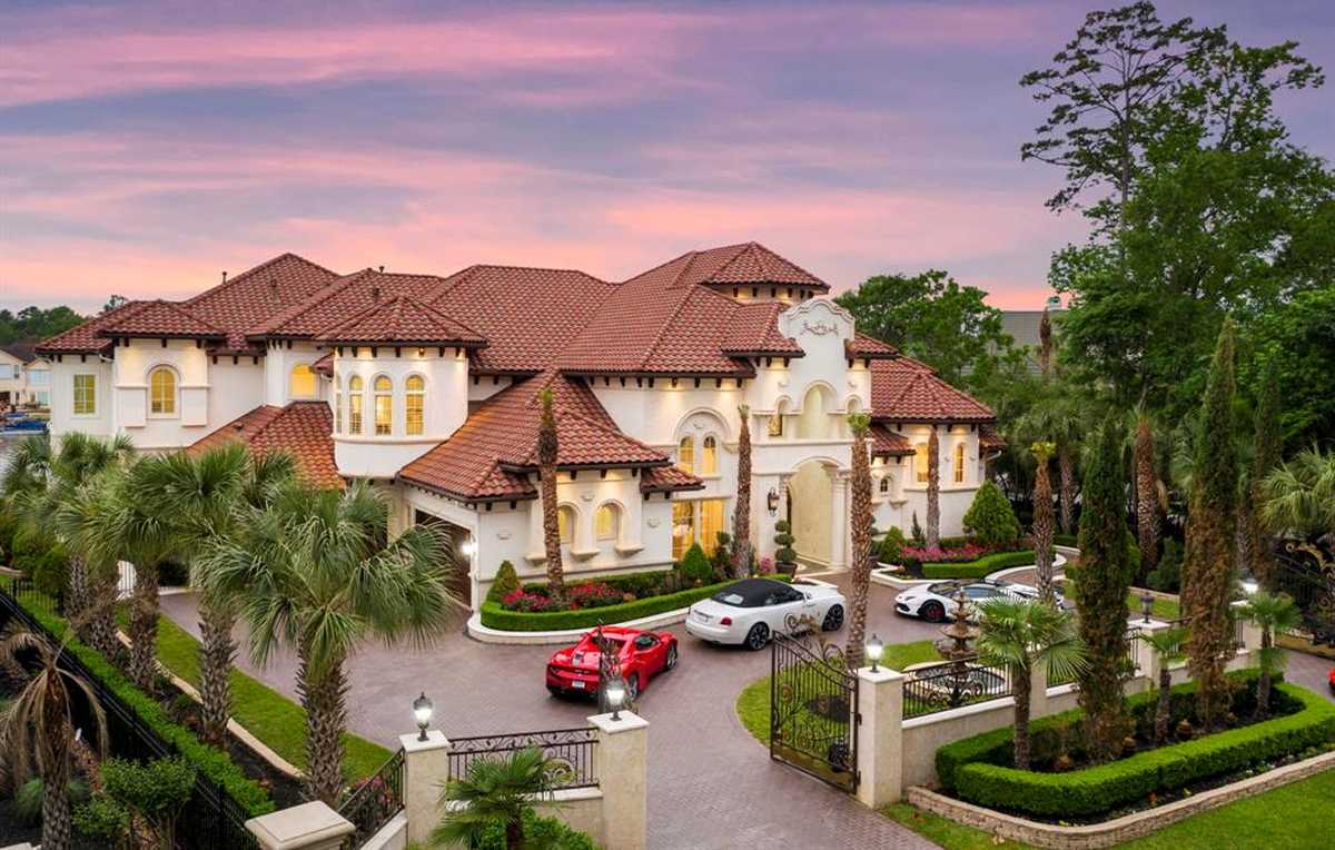 $7,950,000 - 5Br/9Ba -  for Sale in Wdlnds Village Panther Ck, The Woodlands