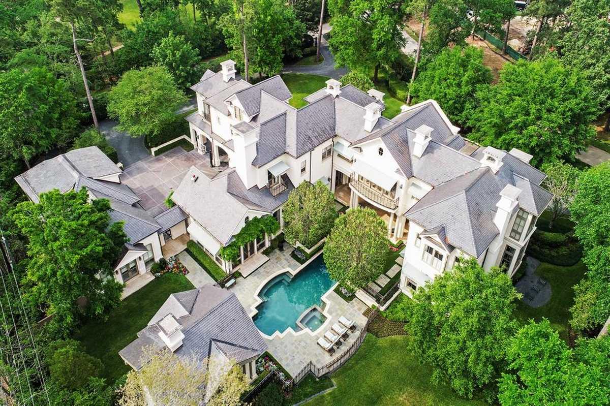 $12,750,000 - 5Br/10Ba -  for Sale in Sherwood Forest Sec D, Houston