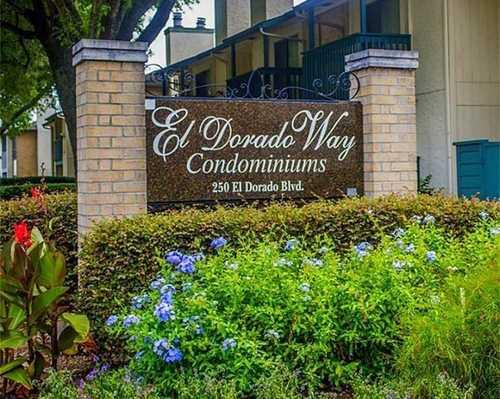 $78,500 - 1Br/1Ba -  for Sale in El Dorado Way Condo, Houston