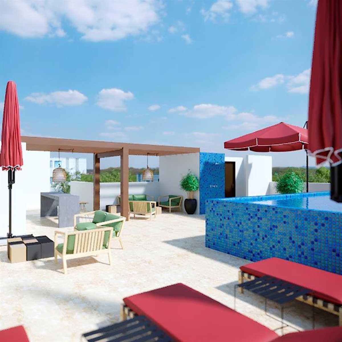 $264,400 - 2Br/1Ba -  for Sale in Other, Playa Del Carmen