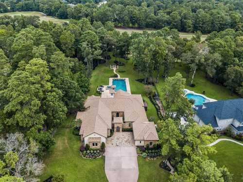 $849,900 - 5Br/4Ba -  for Sale in Lake Windcrest, Magnolia