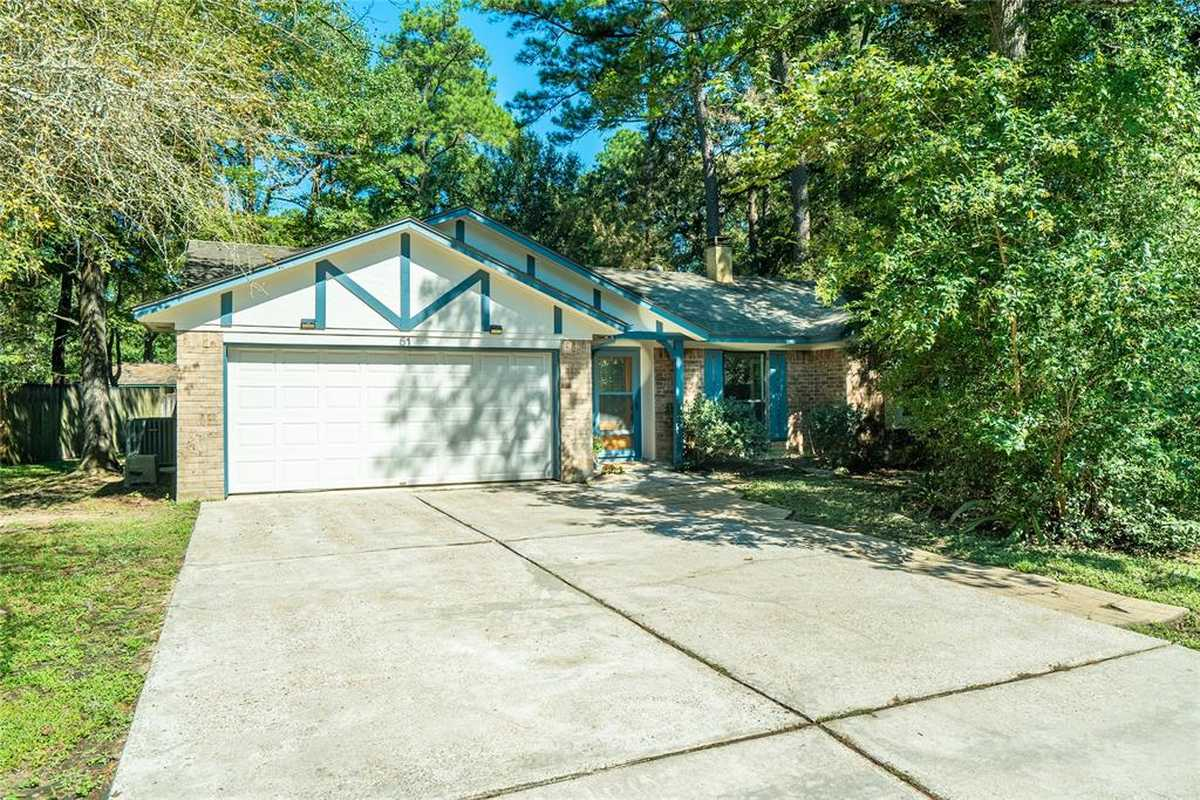 $308,000 - 4Br/2Ba -  for Sale in Wdlnds Village Panther Ck 02, The Woodlands