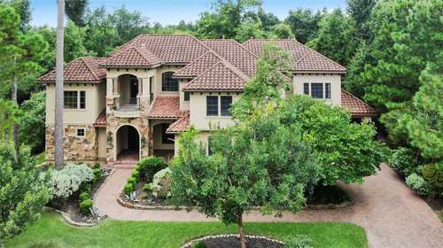 $1,850,000 - 5Br/7Ba -  for Sale in The Woodlands Carlton Woods Creekside 04, The Woodlands