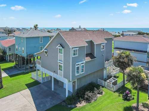 $989,000 - 4Br/4Ba -  for Sale in Pirates Beach 3, Galveston