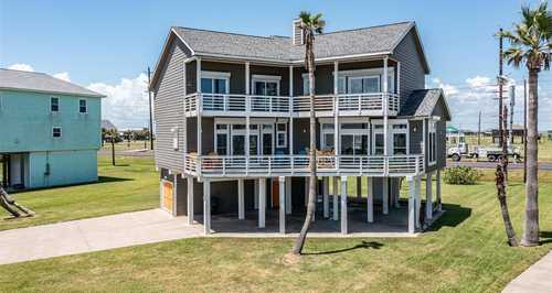 $1,180,000 - 4Br/5Ba -  for Sale in Indian Beach, Galveston