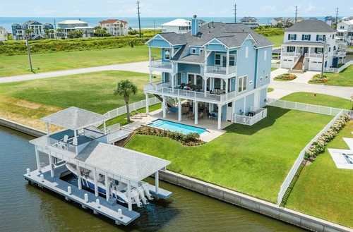 $1,869,000 - 5Br/6Ba -  for Sale in Sunset Cove 2005, Galveston