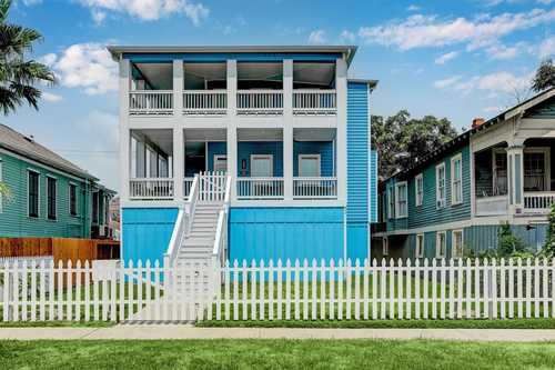 $772,500 - 4Br/4Ba -  for Sale in Galveston Townsite, Galveston