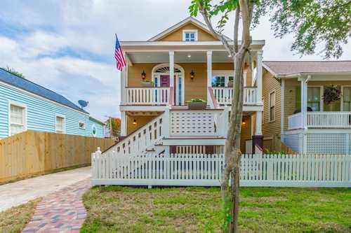 $550,000 - 4Br/4Ba -  for Sale in Galveston Outlots, Galveston