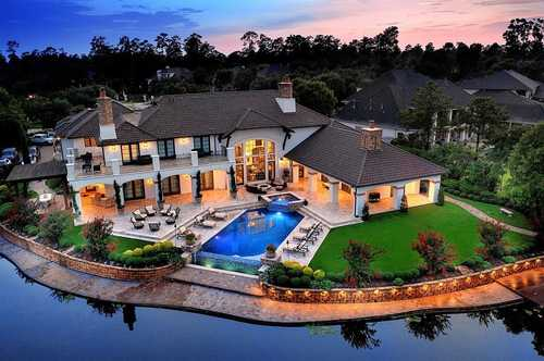 $6,750,000 - 5Br/8Ba -  for Sale in Wdlnds Village Panther Ck 42, The Woodlands