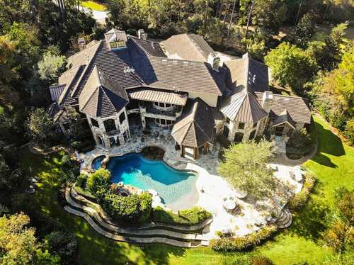 $4,999,000 - 5Br/7Ba -  for Sale in Carlton Woods, The Woodlands