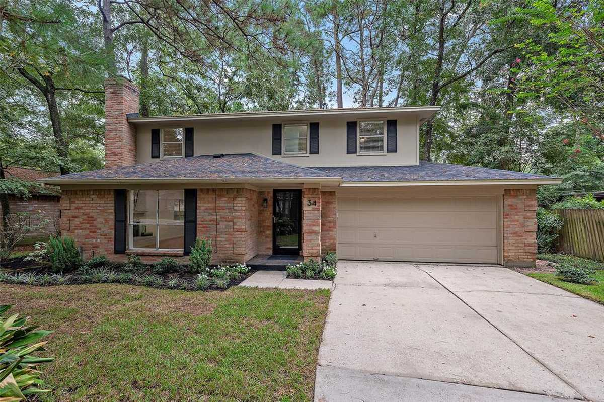 $289,900 - 4Br/3Ba -  for Sale in Wdlnds Village Panther Ck, The Woodlands