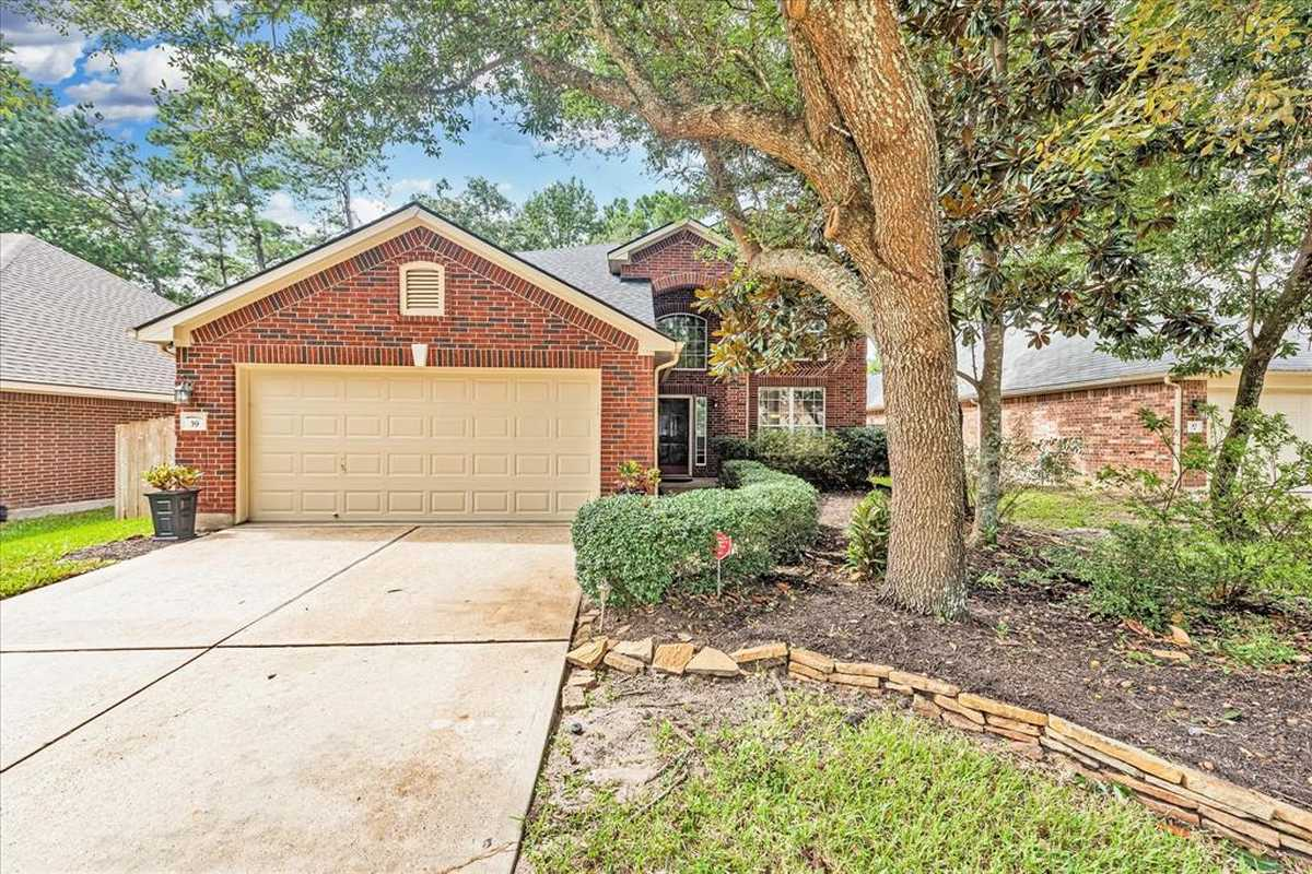 $345,000 - 4Br/3Ba -  for Sale in Wdlnds Harpers Lnd College Park, Conroe