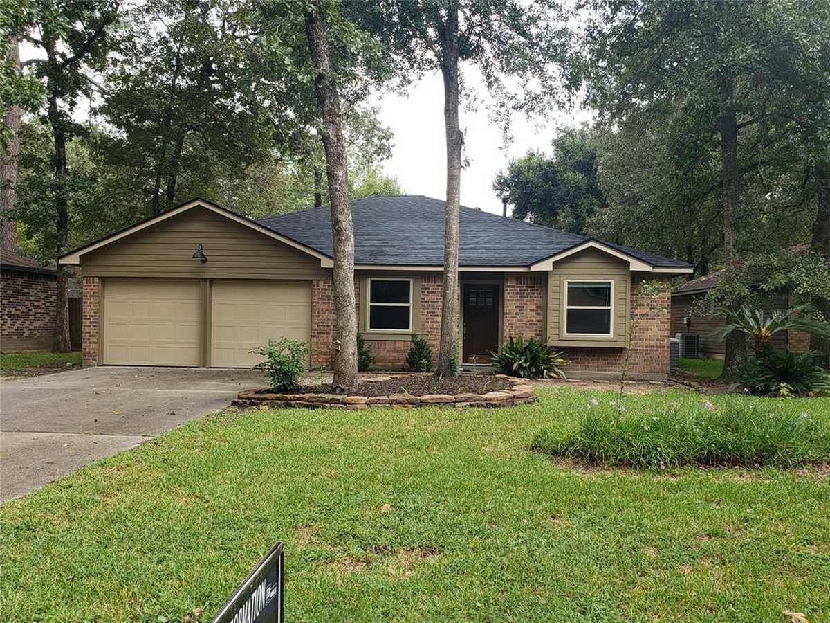 $355,000 - 3Br/2Ba -  for Sale in Grogans Mill, The Woodlands