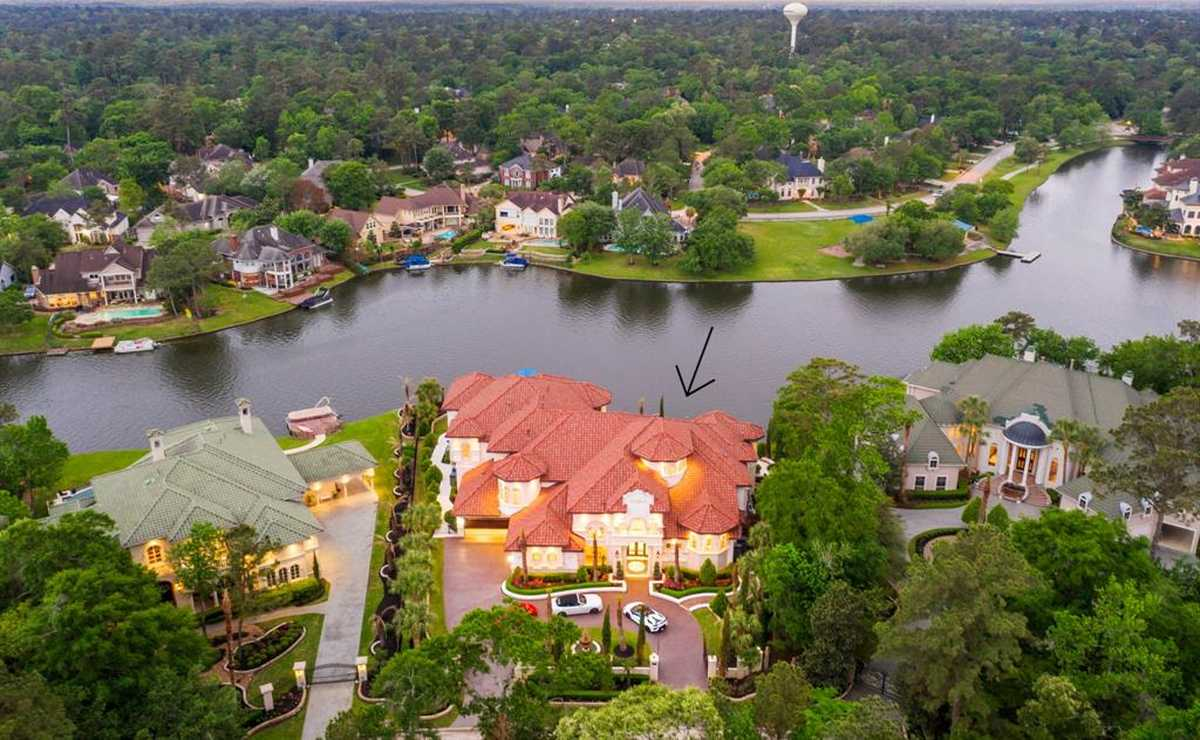 $7,490,000 - 5Br/9Ba -  for Sale in Wdlnds Village Panther Ck, The Woodlands