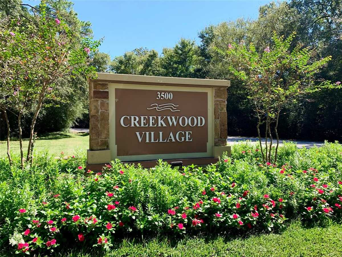 $129,000 - 2Br/1Ba -  for Sale in Creekwood Vill Condos 01, The Woodlands