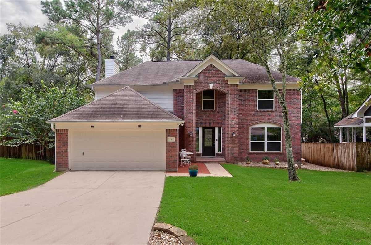 $359,000 - 4Br/3Ba -  for Sale in Wdlnds Village Panther Ck 07, The Woodlands