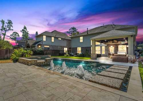 $500,000 - 5Br/3Ba -  for Sale in The Woodlands Creekside Park 12, Spring