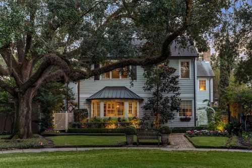 $3,495,000 - 5Br/8Ba -  for Sale in River Oaks, Houston