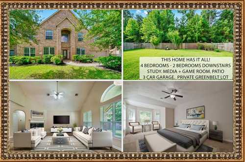 $488,888 - 4Br/4Ba -  for Sale in Fall Creek, Humble