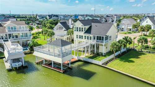$1,200,000 - 4Br/5Ba -  for Sale in Laffites Cove, Galveston