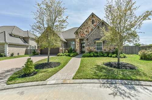 $498,000 - 4Br/3Ba -  for Sale in Monterrey At Willowbend, Katy