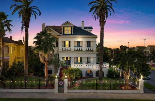$1,599,000 - 7Br/9Ba -  for Sale in Galveston Townsite, Galveston