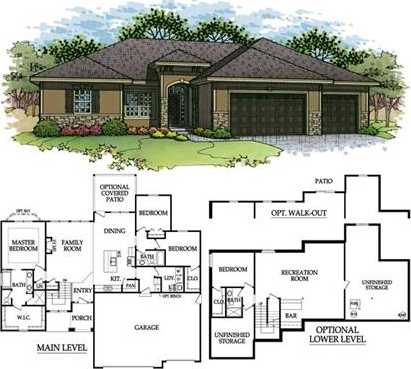 $379,900 - 4Br/3Ba -  for Sale in The Communities Of Piper Lake, Kansas City