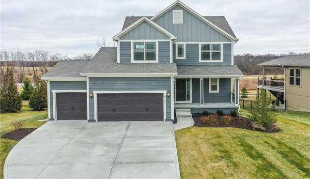 $419,950 - 4Br/3Ba - for Sale in Boulder Creek, Olathe