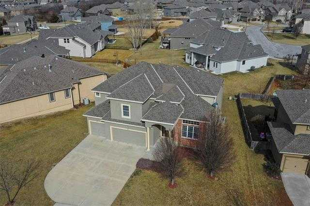 $379,950 - 4Br/4Ba - for Sale in The Timbers At Clear Creek, Lenexa