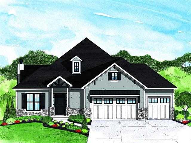 $790,339 - 4Br/5Ba -  for Sale in Woodside Ridge, Lee's Summit