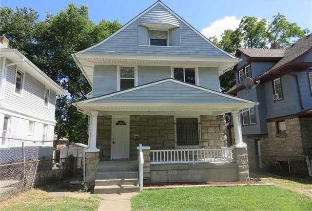 $126,000 - 3Br/2Ba -  for Sale in Euclid Grove, Kansas City
