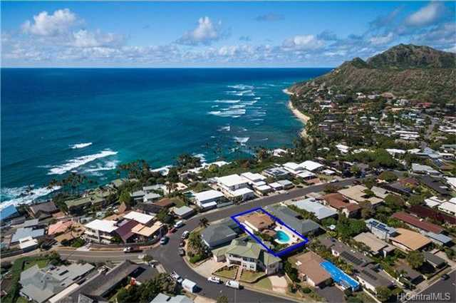 $2,769,000 - 3Br/4Ba -  for Sale in Diamond Head, Honolulu