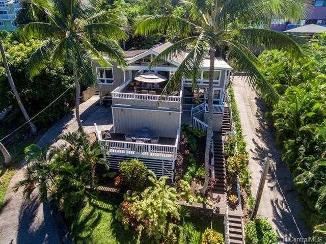 $2,345,000 - 4Br/3Ba -  for Sale in Lanikai, Kailua