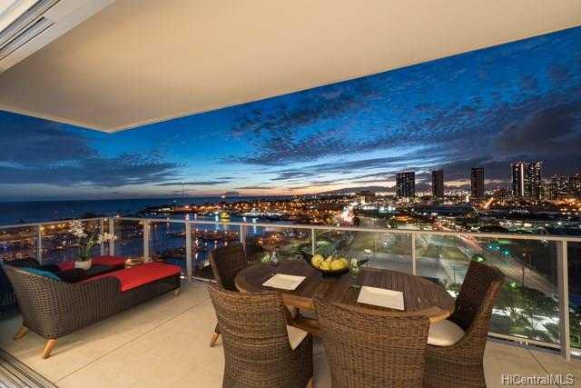 $4,490,000 - 3Br/4Ba -  for Sale in Kakaako, Honolulu