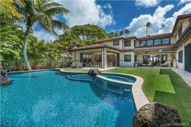 $6,880,000 - 5Br/8Ba -  for Sale in Kahala Area, Honolulu