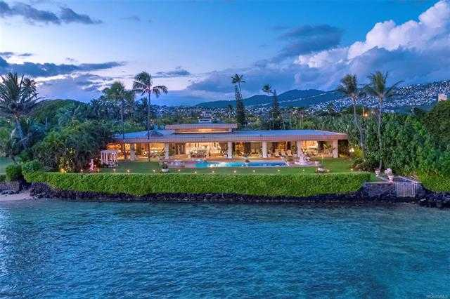 $30,000,000 - 5Br/7Ba -  for Sale in Kahala Area, Honolulu