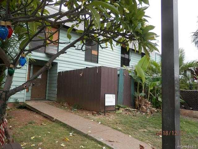 $84,900 - 4Br/2Ba -  for Sale in Maili, Waianae