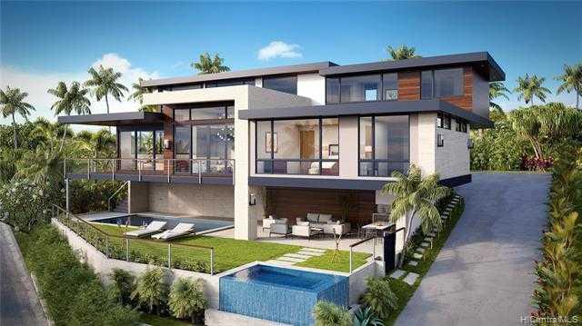 $6,900,000 - 4Br/7Ba -  for Sale in Diamond Head, Honolulu