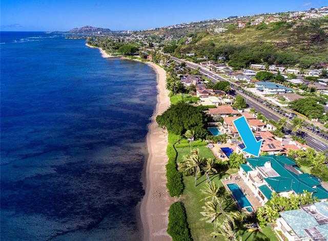 $5,200,000 - 5Br/6Ba -  for Sale in Niu Beach, Honolulu