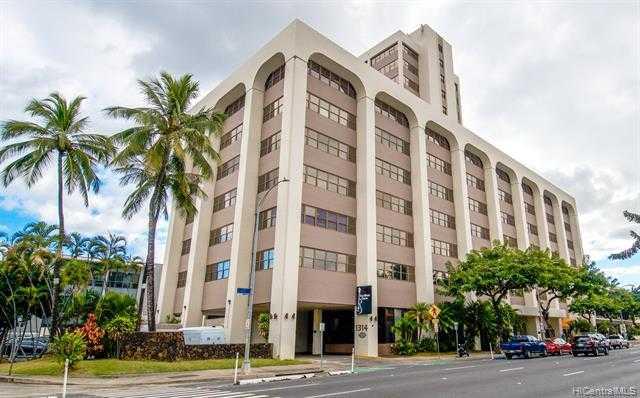 $82,000 - Br/Ba -  for Sale in Makiki Area, Honolulu