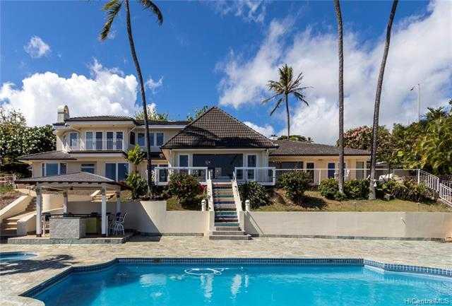 $3,480,000 - 3Br/4Ba -  for Sale in Hawaii Loa Ridge, Honolulu