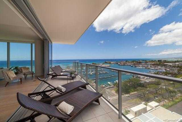 $4,599,800 - 3Br/4Ba -  for Sale in Kakaako, Honolulu