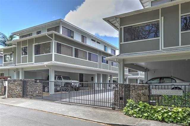 $610,000 - 2Br/2Ba -  for Sale in Nuuanu-lower, Honolulu