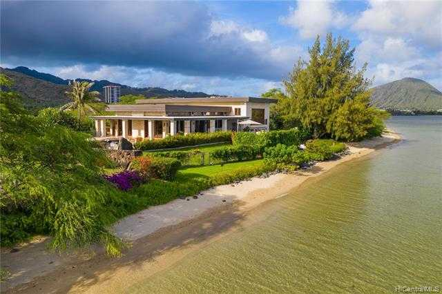 $12,000,000 - 4Br/6Ba -  for Sale in Paiko Lagoon, Honolulu