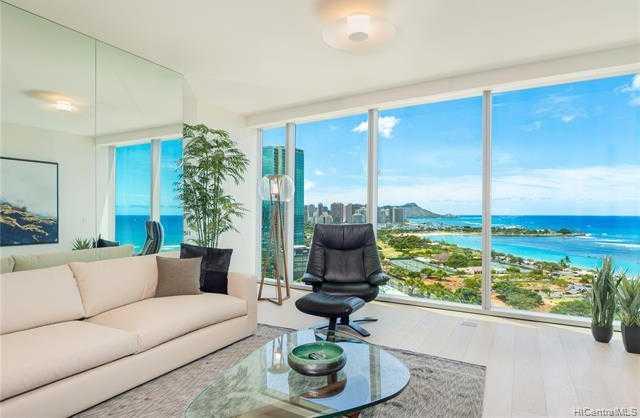 $3,450,000 - 2Br/3Ba -  for Sale in Kakaako, Honolulu