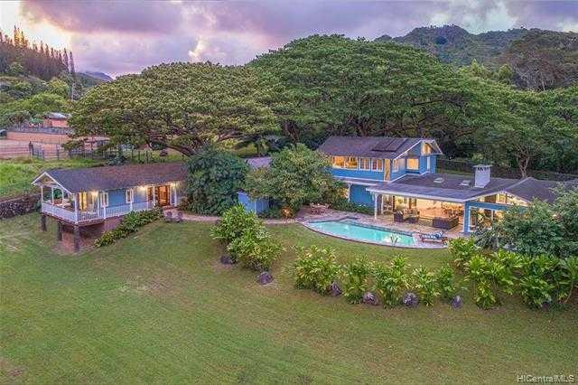 $2,800,000 - 5Br/5Ba -  for Sale in Maunawili, Kailua